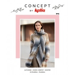 Catalogue Katia Concept n° 6 Hiver - 2018 / 2019