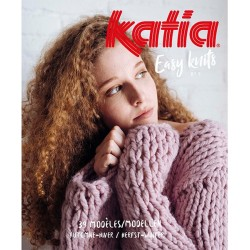 Catalogue Katia Easy Knits n° 7 Hiver - 2017 / 2018