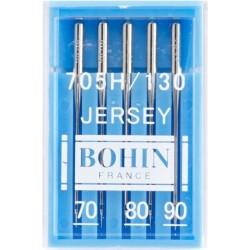 Aiguille machine spécial jersey bohin n-70-80-90