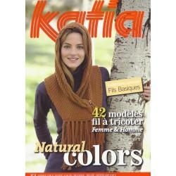 Catalogue Katia Fils Basiques N° 8