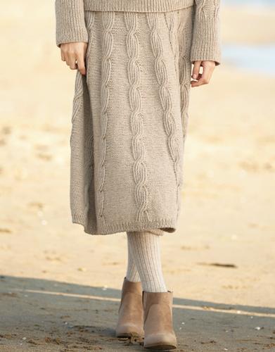 038cd7ba76e29e Tricoter jupe laine - Idées de tricot gratuit